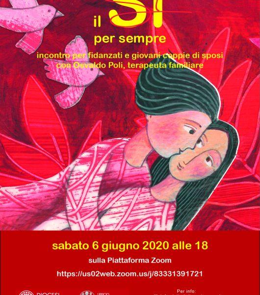 Il sì per sempre con Osvaldo Poli, incontro per fidanzati diocesi parma