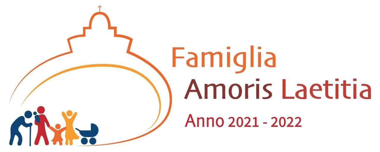 anno amoris laetitia 2021-2022 logo