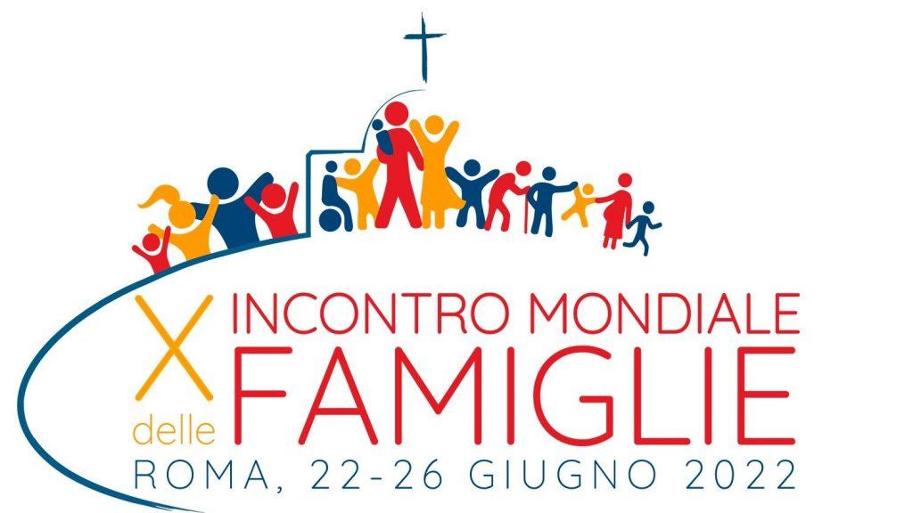 logo Incontro mondiale delle famiglie roma 2022