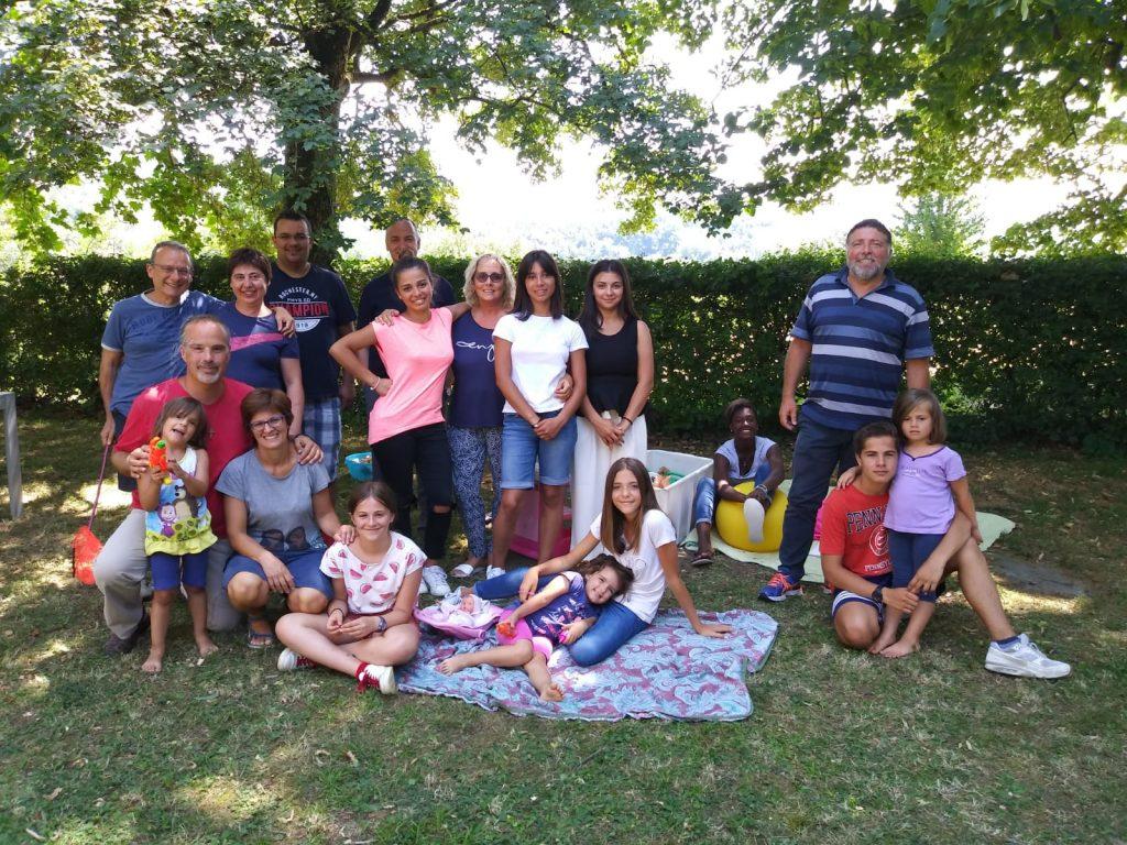 Membri Ufficio Famiglia Parma 2018