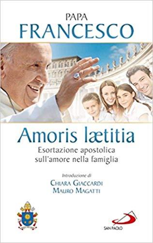 Amoris Laetitia copertina